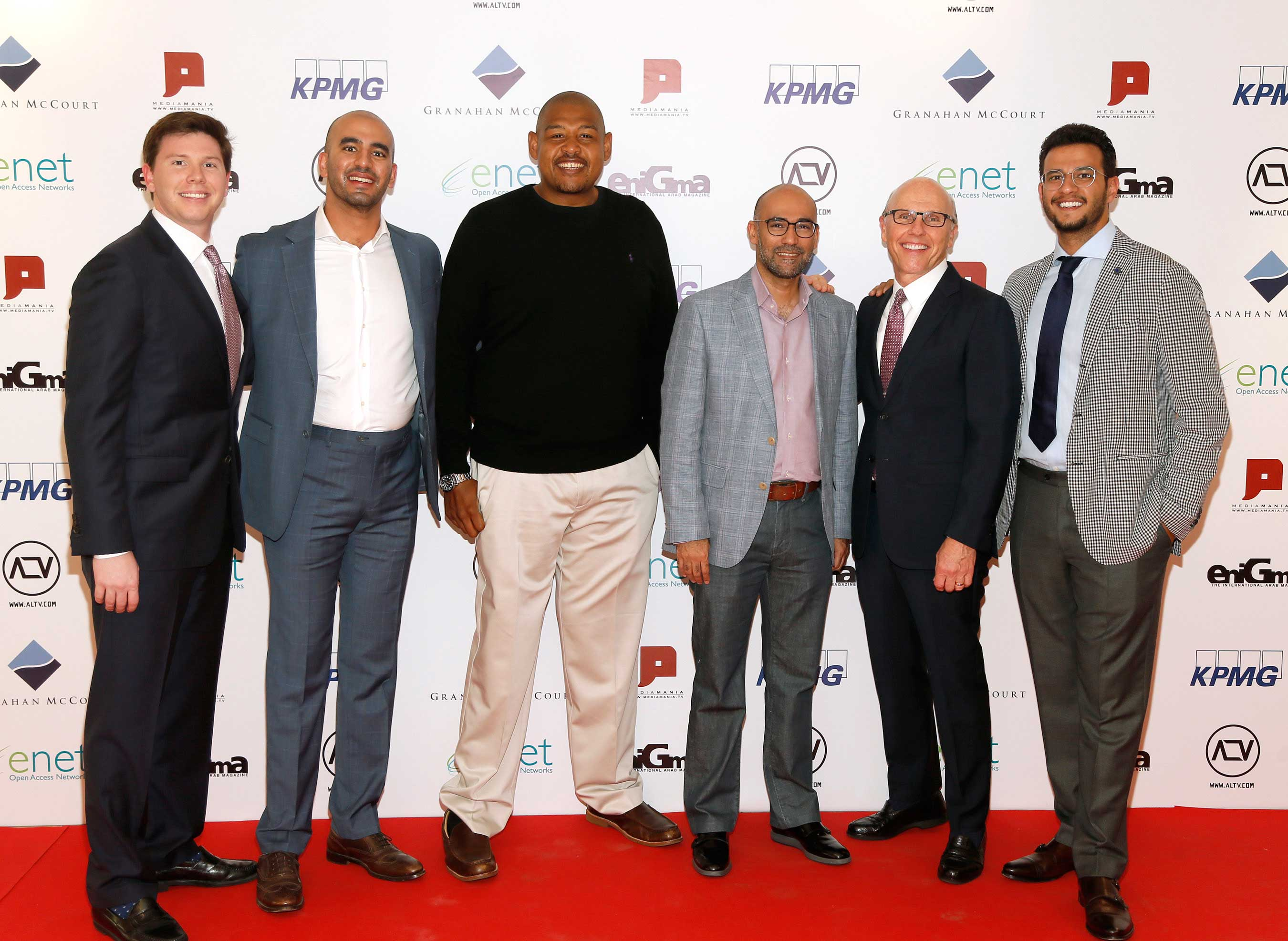 dave-mccourt-omar-talib-omar-miller-ali-buali-david-mccourt-and-prince-bandar-al-saud-at-the-launch-of-altv